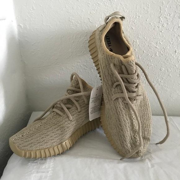 Adidas zapatos Yeezy Boost 350 Oxford tan poshmark